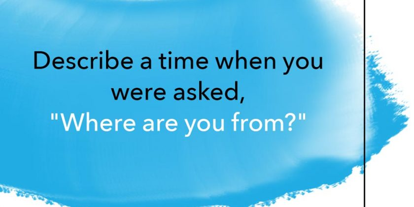 Your-Story-Where Are You From?