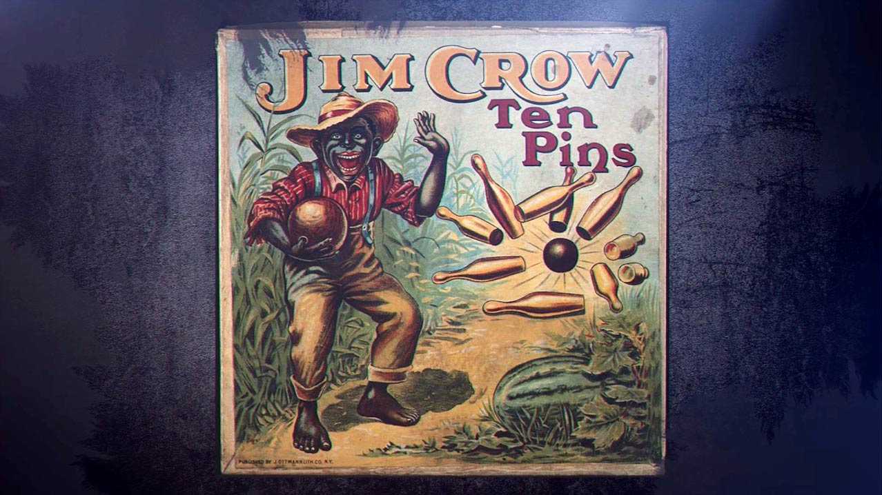 Blackface-Jim Crow